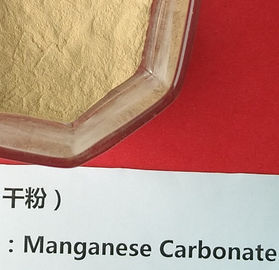 China MnCO3 Natural Magnetic Materials Manganese Carbonate Powder For Magnetic Material factory