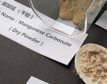 Brown Manganese Carbonate MnCO3 Mn About 43.5% Purity Used For Magnetic Materials